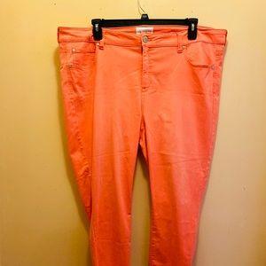 Pink celebrity pink pants